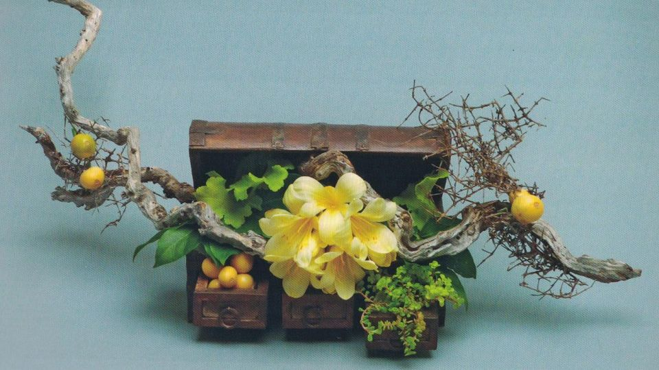 Palmerston North Floral Art Club
