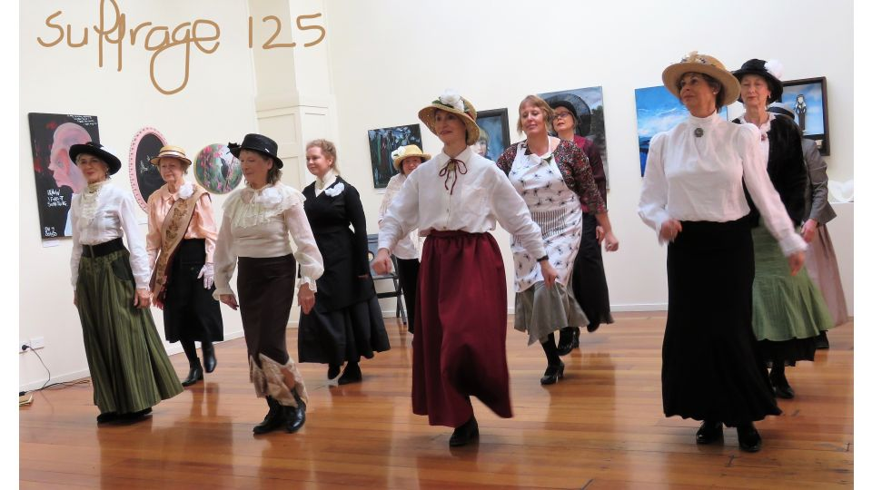 Crows Feet Dance Collective Palmerston North