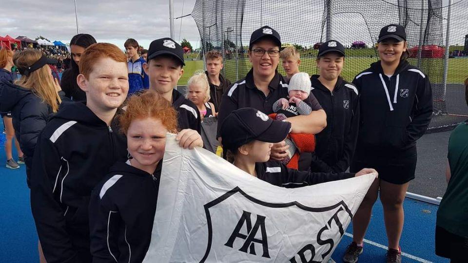 Ashhurst Athletic and Harrier Club