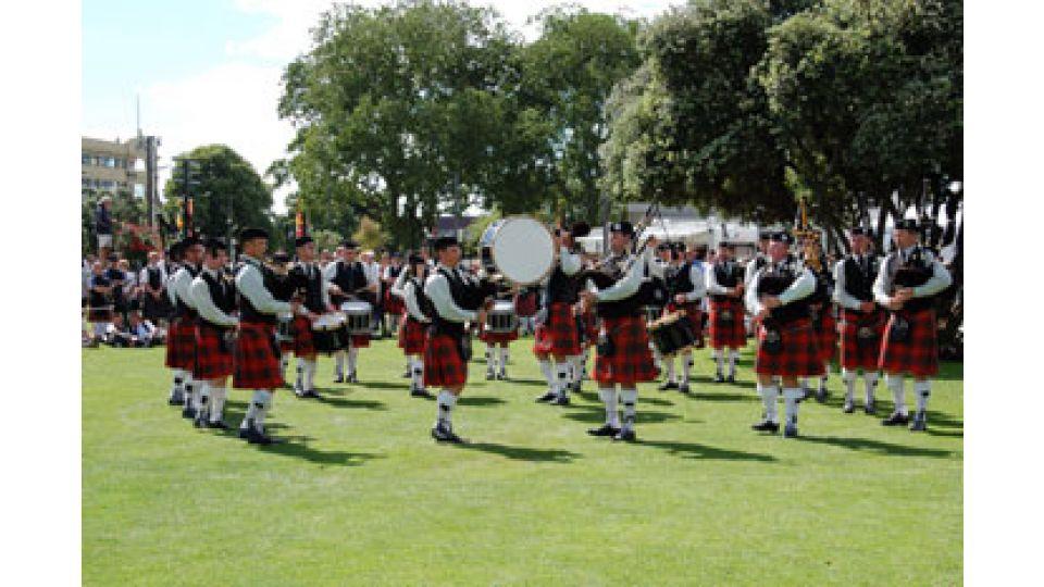 Manawatū Scottish Society (Inc)