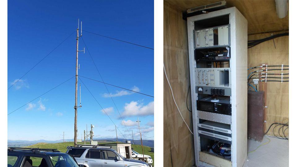 Manawatū Amateur Radio Society ZL2KO