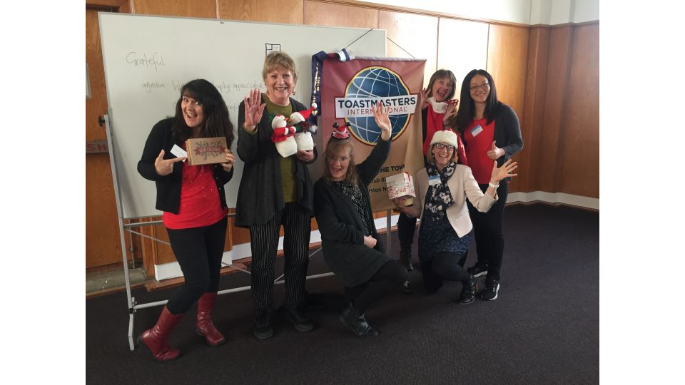 Talk of the Town Toastmasters