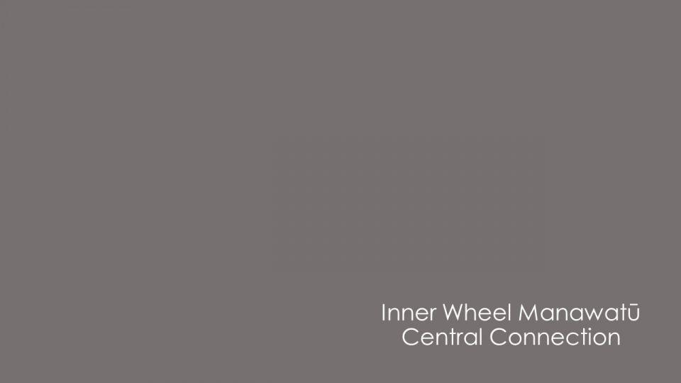 Inner Wheel Manawatū Central Connection