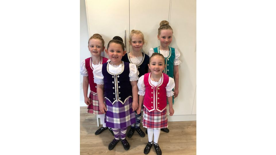 Manawatū Highland Dancers